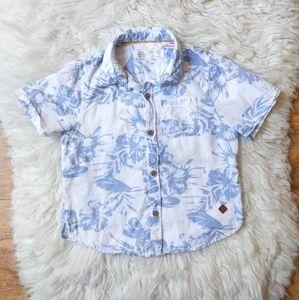 🎈 ZARA Baby boy Buttons down shirt